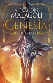 Genesia - The Crimson Chronicles
