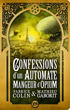 Confessions of an Opium-Eating Automaton