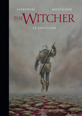 The Witcher illustrated - The Witcher
