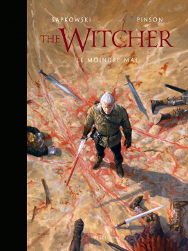 The Witcher Illustrated - The Lesser Evil